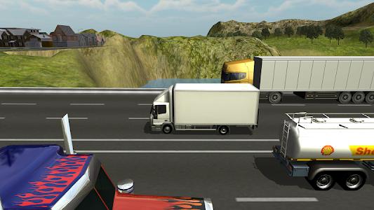 screenshot of Truck Simulator 2014 Free version 1.5