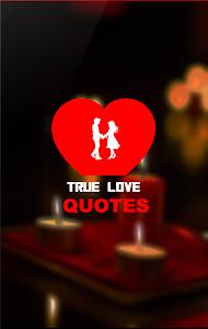Download True Love Quotes 2018 2.3 APK