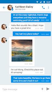 screenshot of Truemessenger - SMS Block Spam version 1.56