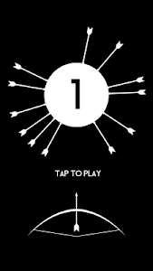 screenshot of Twisty Arrow! version 1.2.4
