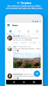 screenshot of Twitter Lite version 1.4.0--22