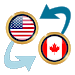 Download US Dollar to Canadian Dollar 2 APK