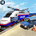 Download US Police Prisoner Transport Bus : Train Shooter 1.1 APK