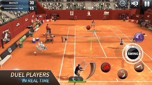 screenshot of Ultimate Tennis version 2.2.1897