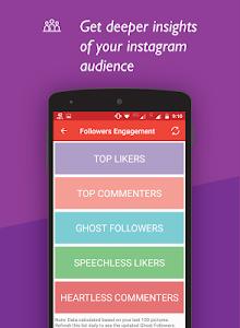 Download Unfollowers for Instagram, Follow Cop 4.5.2 APK