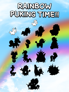 screenshot of Unicorn Evolution - Fairy Tale Horse Game version 1.0.5