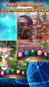 screenshot of Unison League version 2.2.3