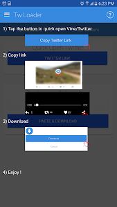 Download Video Downloader for Twitter 1.0.2 APK