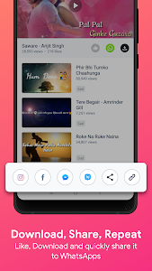 Download Video Songs Status (Lyrical Videos) 4.8 APK