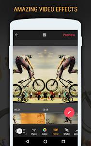 screenshot of Vizmato – Video Editor & Slideshow maker! version 1.0.938