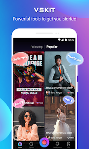 Download Vskit - Record your wonderful life 2.0.1 APK