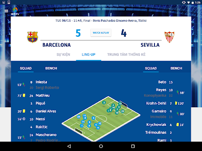 Download WS Television Sports Channel 1.0 APK