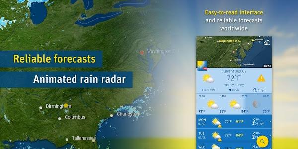 Download WeatherPro Free  APK