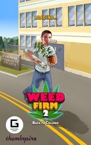 screenshot of Weed Firm 2: Back to College version 2.2.10