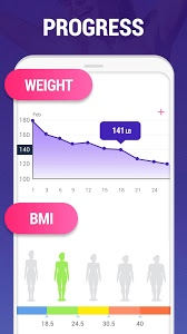 screenshot of Lose Weight in 30 Days version 1.0.31