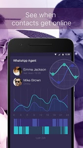 Download WhaTrack: tracker for WhatsApp profile 1.0 APK