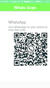 Download Whats Scan 1.1 APK