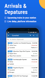Download Where is my Train : Indian Railway & PNR Status 5.8.3 APK