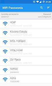 Download WiFi Passwords [ROOT] 1.4.0 APK
