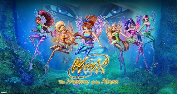 screenshot of Winx Club Mystery of the Abyss version 1.3.4