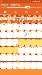 Download WomanLog Pregnancy Calendar 3.8.2 APK