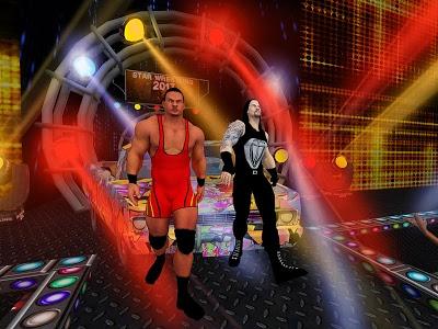 screenshot of World Tag Team Stars Wrestling Revolution 2018 Pro version 4.1.0