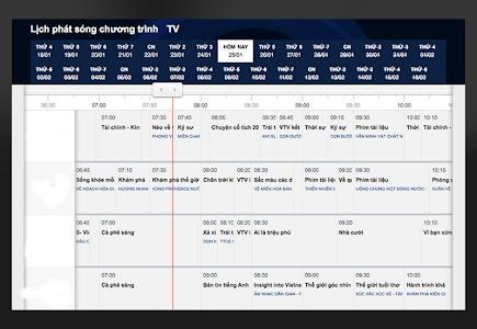 Download TV Schedule detailed 2018 9.0 APK