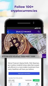 Download Yahoo Finance: Real-Time Stocks & Investing News  APK