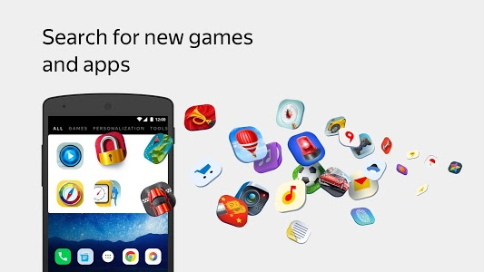screenshot of Launcher version 1.7.4