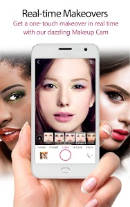 screenshot of YouCam Makeup: Selfie Camera version Varies with device