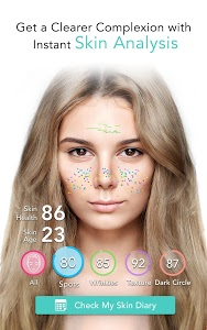 screenshot of YouCam Makeup - Magic Selfie Makeovers version Varies with device