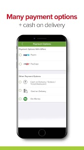 screenshot of bigbasket - Online Grocery Shopping App version 4.9.0