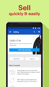 Download Fashion & Tech Deals - Shop, Sell & Save with eBay  APK