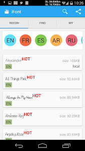 Download iFont(Expert of Fonts) 5.9.6 APK