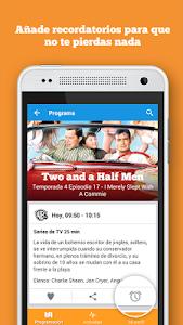 screenshot of mi.tv - Programación de TV version 1.0.363