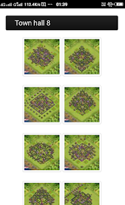 Download war Base for clash of clan 1.0 APK